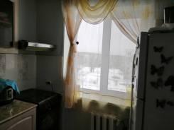 2-комнатная, Камень-Рыболов. Гарнизон, частное лицо, 43,0кв.м. Вид из окна днём