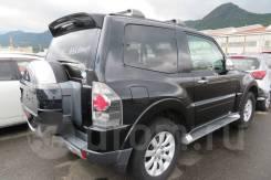 Крыло заднее правое Mitsubishi Pajero 4