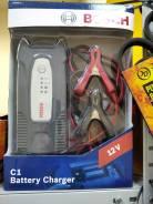 Зарядное устройство! Bosch C1 заряд АКБ 12V, 5-120 A/h, 3.5A