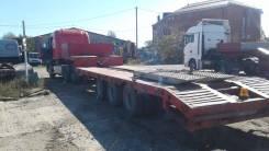 Genie GS. Продаю тралл 38 тонн без головы, 38 000кг.