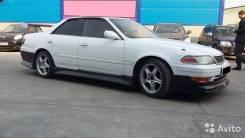 Обвес кузова аэродинамический. Toyota Mark II, GX100, GX105, JZX100, JZX101, JZX105, LX100 1GFE, 1JZGE, 1JZGTE, 2JZGE, 2LTE