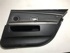 Обшивка двери BMW 7-Series, правая задняя