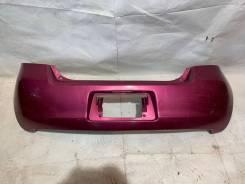 Бампер Задний Toyota Vitz P9# (2005-2007) NCP95