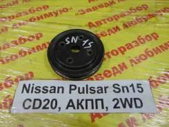 Шкив водяного насоса (помпы) Nissan Pulsar Nissan Pulsar 03.1997