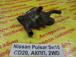 Фланец двигателя системы охлаждения Nissan Pulsar Nissan Pulsar 03.1997