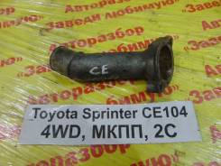 Фланец двигателя системы охлаждения Toyota Sprinter Toyota Sprinter 1993.09