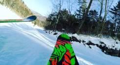 Ремонт, заточка канта, парафин, консервация горных лыж и сноубордов.