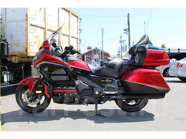 Мотоцикл Honda Goldwing GL1800