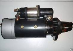 Стартер. 3T4586. Двигатель Shanghai SC11CB220 (C6121). SHANGHAI