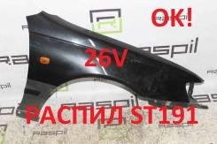 Крыло Toyota Caldina ST191 [переднее, правое,26V, с распила]