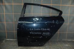 Дверь задняя левая - Kia Cerato 3