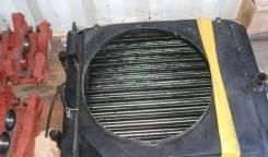 Радиатор водяного охлаждения погрузчика LiuGong CLG856 (ОРИГИНАЛ), шт SDLG