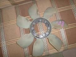 Крыльчатка вентилятора TOYOTA GRAND HIACE VCH10 5VZ б/у 16361-62010
