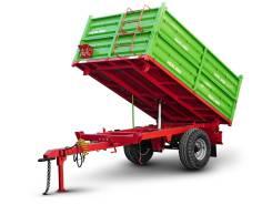 Кентавр. Прицеп Kerland П3530 к трактору (с ПСМ), 3 500кг.