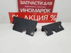 Комплект воздушных дефлекторов на радиатор (R и L) для Zotye T600