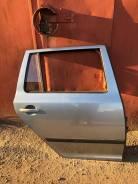 Дверь задняя правая Skoda Octavia A5 универсал