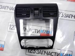 Рамка магнитолы Subaru XV GP7
