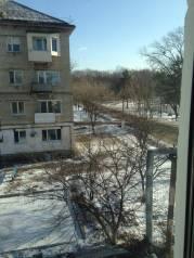 2-комнатная, Камень-Рыболов, улица 50 лет ВЛКСМ 6. Центр, агентство, 40,8кв.м. Вид из окна днём