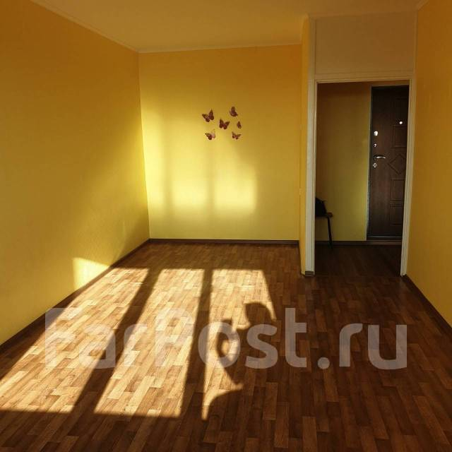 1-комнатная, улица Черняховского 19. 64, 71 микрорайоны, частное лицо, 36,0кв.м. Интерьер