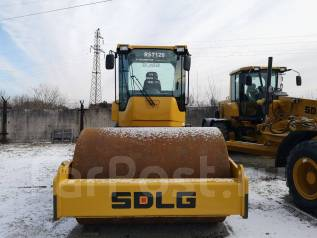SDLG RS7120. Каток грунтовый полноприводный SDLG RS 7120, 4 038куб. см.