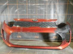 Бампер передний - Kia Picanto 3