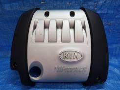Крышка двигателя S6D Kia Spectra 2004-2011