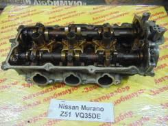 Головка блока цилиндров Nissan Murano Nissan Murano
