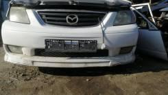 Бампер передний Mazda MPV LWEW FSDE