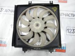 Диффузор радиатора кондиционера Subaru XV GP7 2014 г.