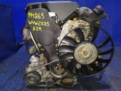 Двигатель в сборе. Volkswagen Passat AZM