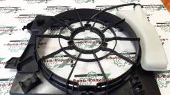 Диффузор радиатора Hyundai Solaris / KIA RIO III 10