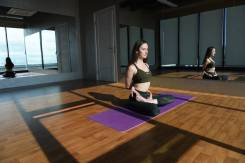 Групповые и индивидуальные занятия по йоге на Енисейской