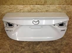 Крышка багажника. Mazda Mazda3, BM