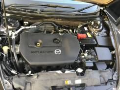 Двигатель без навесного Atenza Ghefp 2010г LF 57т. км. #281119