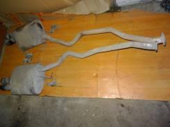 Глушитель. BMW X5, E53 M62B44TU, N62B44
