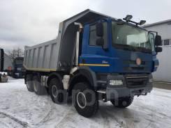 Tatra. 158 8x8 R46, 12 900куб. см., 32 500кг., 8x8
