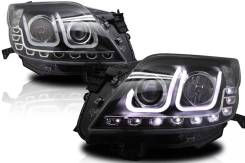 Фара. Toyota Land Cruiser Prado, GDJ150, GDJ150L, GDJ150W, GDJ151W, GRJ150, GRJ150L, GRJ150W, GRJ151W, KDJ150, KDJ150L, TRJ150, TRJ150L, TRJ150W 1GDFT...