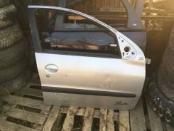 Дверь передняя правая для Peugeot 206 1998-2012