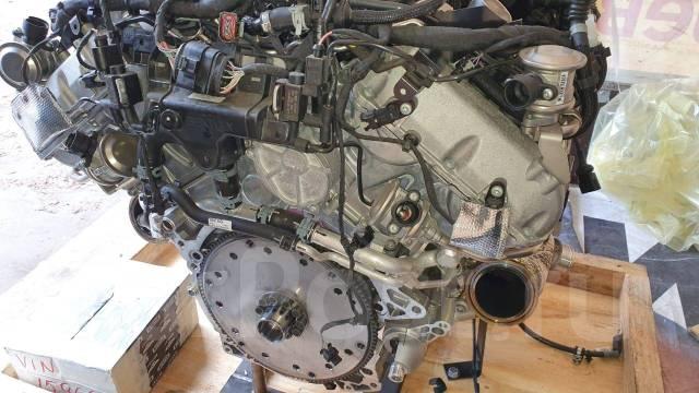Двигатель Бентли Бентайга 6.0 как новый DBB