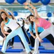 Обьявляется набор девушек в группу занятий фитнесом