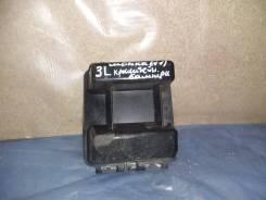 Бампер. Chevrolet Tracker L2N, LDD, LDE, LE2, LEX, LFJ, LHD, LUD, LUJ, LUV, LUW, LVL, LWE
