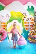 Детская новогодняя фотосессия, аренда студии