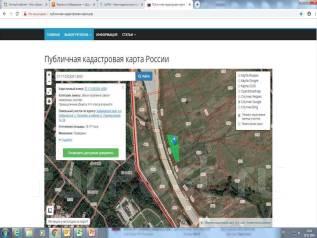Продам земельный участок в п. Тополево. 10 117кв.м.