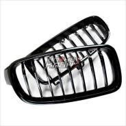 Решетка радиатора (черный глянец) BMW F30 (BM-0179-GB) AutoTecknic