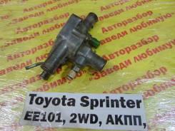 Фланец двигателя системы охлаждения Toyota Sprinter Toyota Sprinter