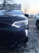 Фары трёхлинзовые для Toyota Camry XV55