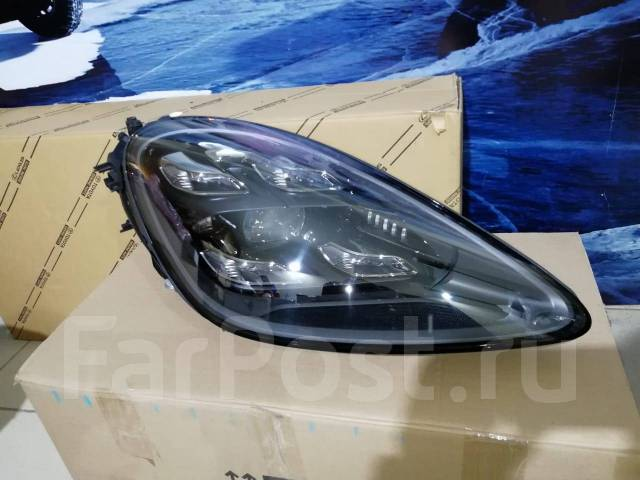 Porsche Cayenne 3 фара правая
