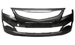 Бампер передний Hyundai Solaris / Accent 14-17г В наличии.