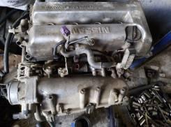 Двигатель SR-20 по запчастям