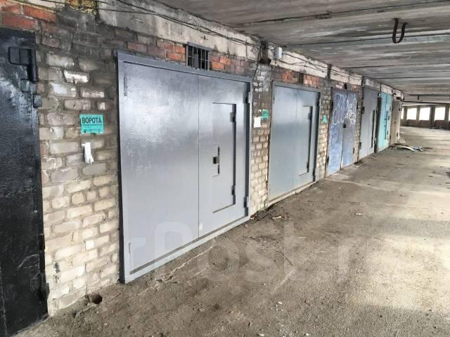 Гаражи капитальные. улица Аллилуева 2а, р-н Третья рабочая, 18,6кв.м., электричество, подвал.